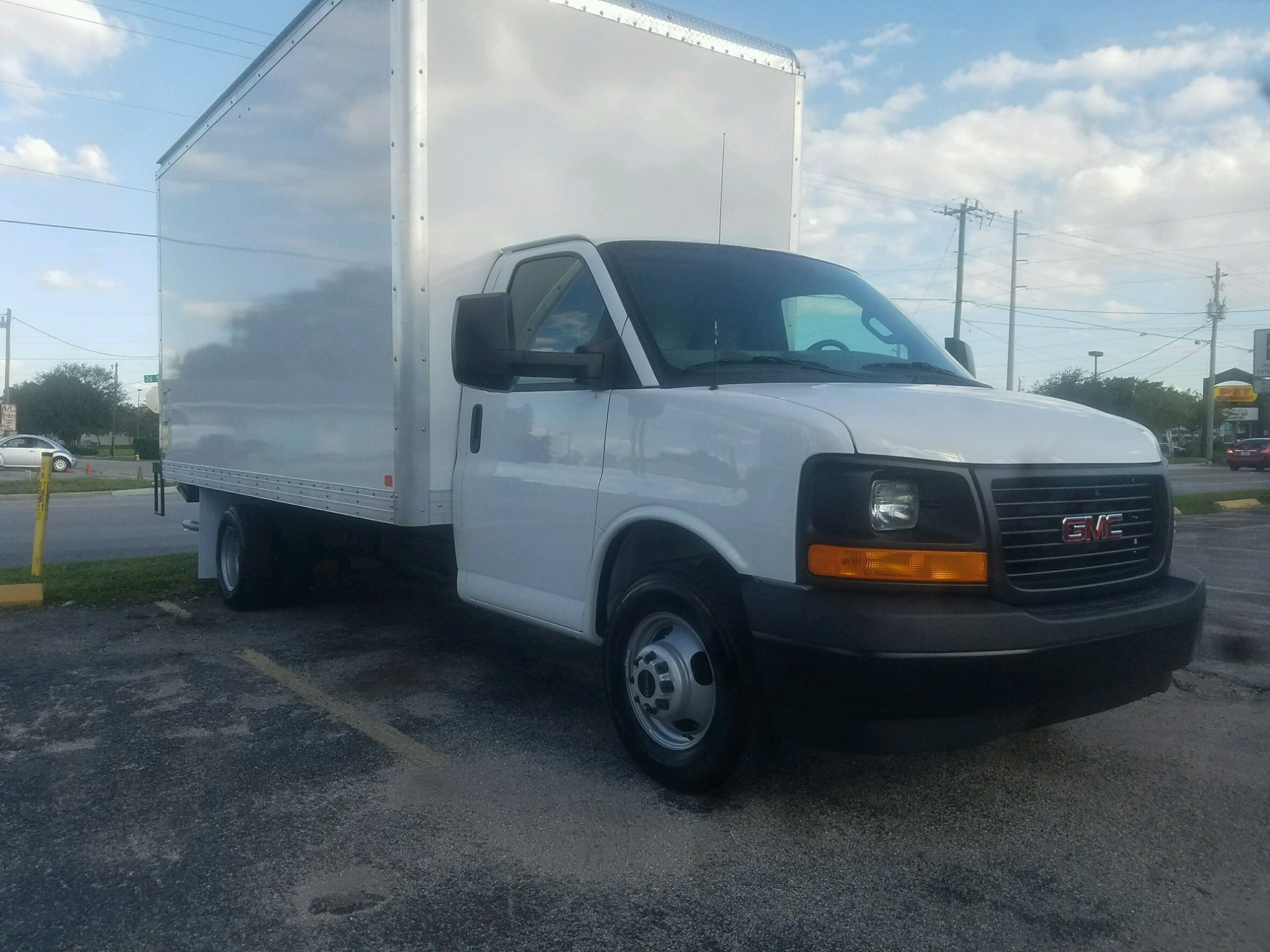 Artic Air Services Inc: New Box Truck