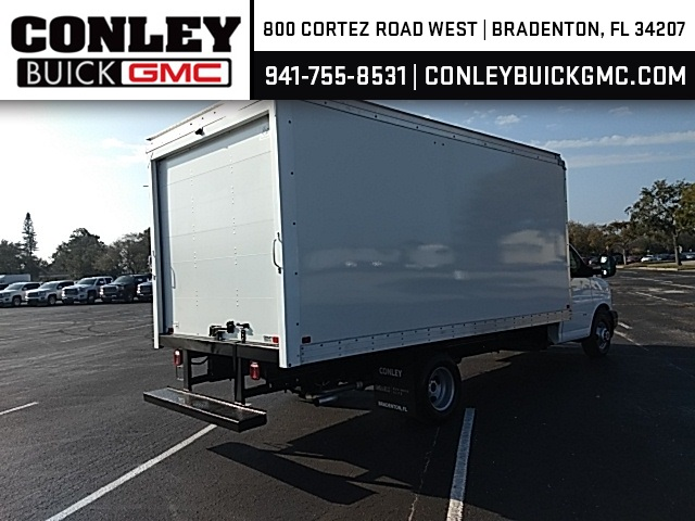 Conley GMC Business Elite: New Dry Freight
